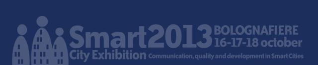 Comunicati stampa - SmartCityExhibition 2013